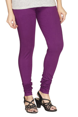 Minu   Premium Purple  womens  Leggings $ PL_01
