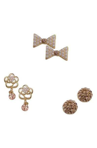 Twinkle Trinkets Earrings Set - JIAFEAR5980