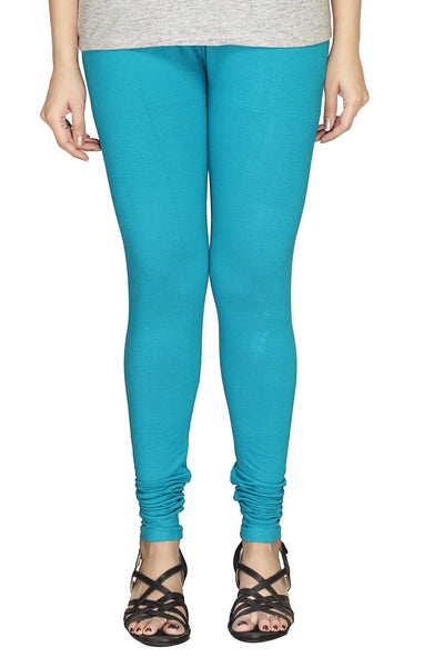 Minu   Premium Light Blue  womens  Leggings $ PL_65