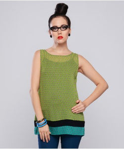 RITU KUMAR S/L Top With Inner