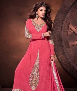 Georgette Suit with Dupatta and Inner