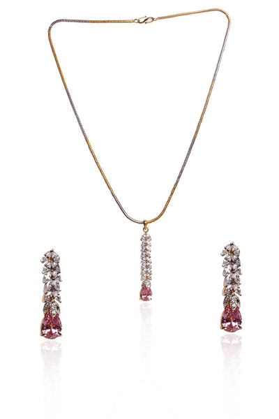 BAUBLE BURST Necklace With Earrings-100000940681