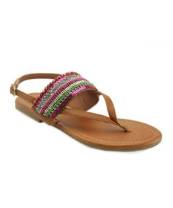 BERRY PURPLE Sandal