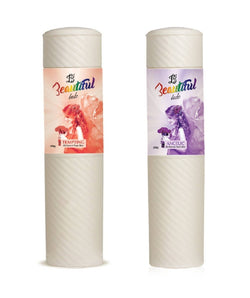 BEAUTIFUL TALC TEMPTING ANGELIC for Women - (Set of 2) (250gm each)