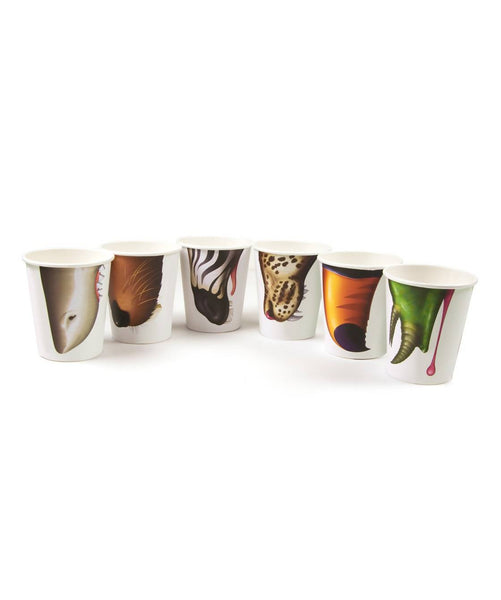Pick Your Nose Animal Cups   AW_100000405026