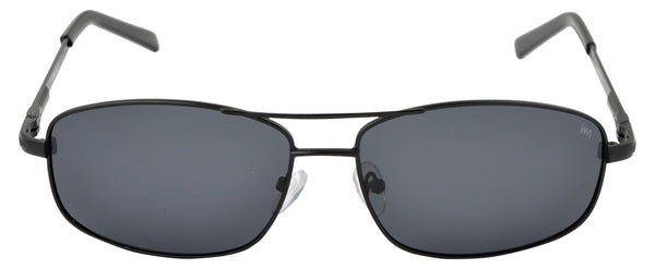 Lawman UV Protected Grey Unisex Sunglasses-LawmanPg3 Sunglasses LM4512 C4 (Grey)