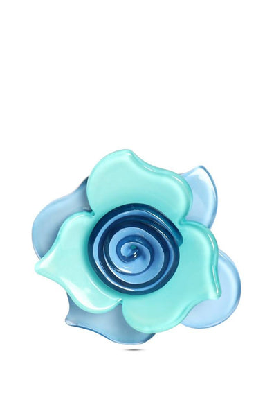 Aqua Burst Cocktail Ring - JIHJRIN4524