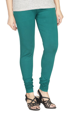Minu   Premium Sea Green  womens  Leggings $ PL_37