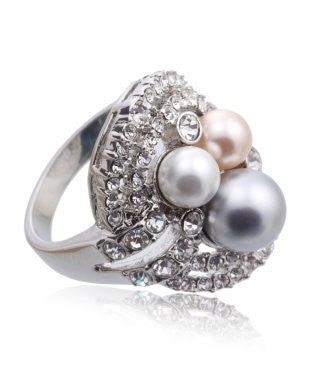 BAUBLE BURST Ring