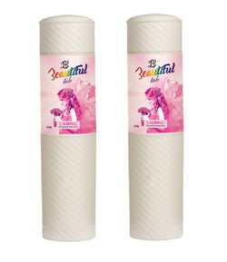 BEAUTIFUL TALC LAURING for Women - Pack of 2 (250gm each)