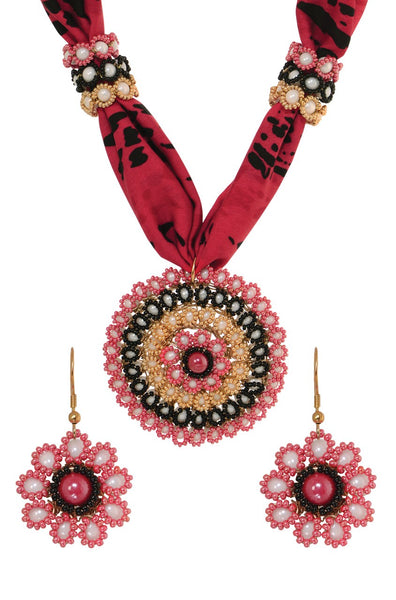 BAUBLE BURST Necklace And Earring-100000939569