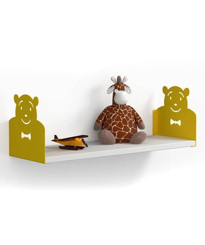 THE NEW LOOK Bear Side Wall Shelf-100000813548