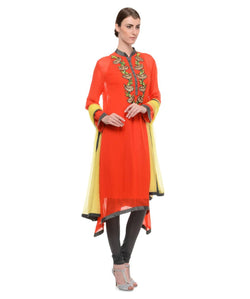 Kurta, Churidar with Dupatta and Inner AW_100000843592