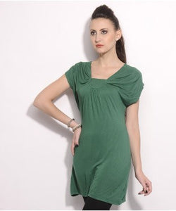 Elle Green Tunic