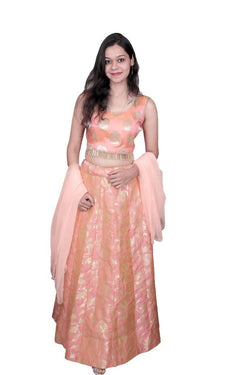 The Libas Closet Lehengha Choli/Lehenga Choli Dress $ Libas-051