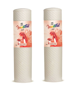 BEAUTIFUL TALC TEMPTING for Women - Pack of 2 (250gm each)