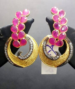 Gaurik Designer earring $ Earrings No. 07