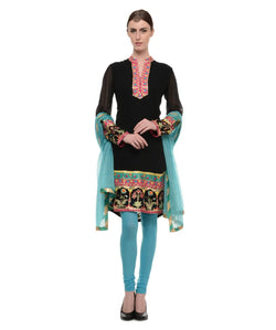 Kurta, Churidar with Dupatta AW_100000843591