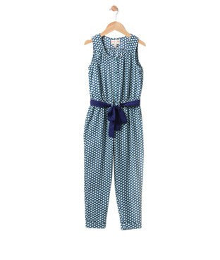 XNY Girl's Jumpsuit