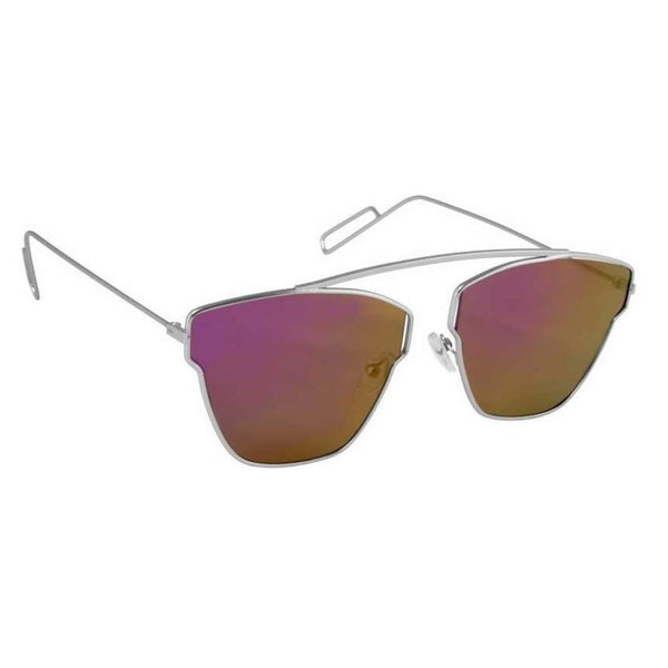 Benour Men's Multicolor Butterfly Sunglasses $ BENAV053