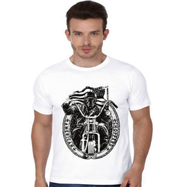 Partum Corde Premium Men's Modern Fit Round Neck T shirt American Choppers $ American Choppers1503
