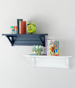 NEW LOOK Wall Shelves Set of 2-100000681507