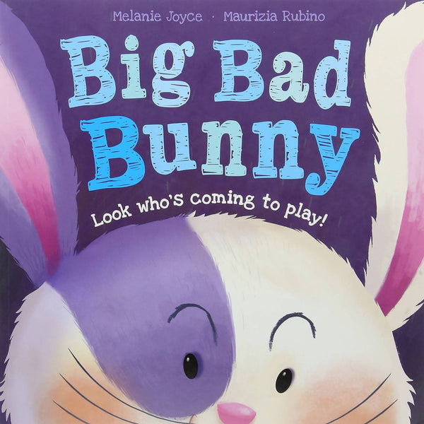 Big Bad Bunny (Picture Flats and CD)