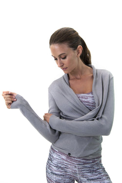 SATVA - Women Sweater cum Shrug $ WF17208