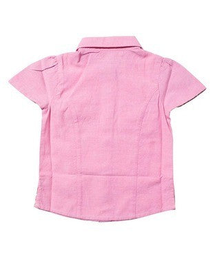 Nauti Nati Girls' Short Sleeves Shirt