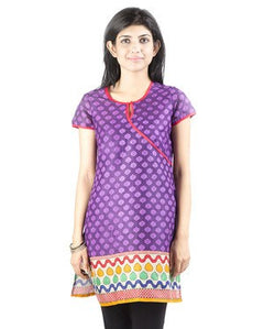 Taaga Purple Kurta