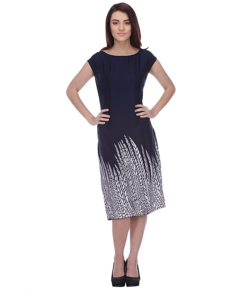 BLUE LOTUS Short Dress AW_100000956037
