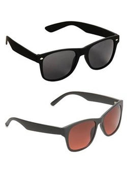 Benour pack of 2 Unisex Sunglasses $ BENCOM122