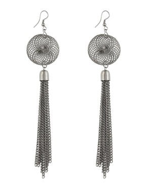 Aradhya AN Metal Dangle Earring