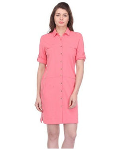 Glam a gal pink tunic