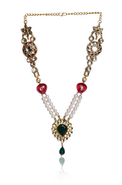 Shahi Haar Necklace - JMRJNEC8738