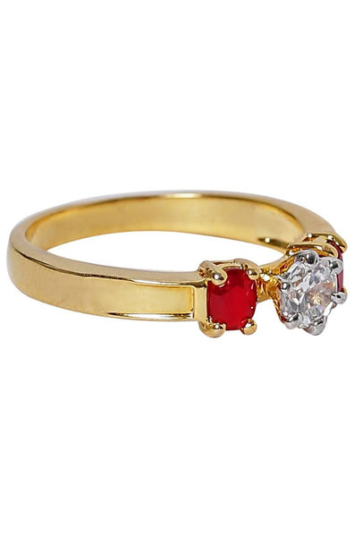 Ruby Grace Ring - JSPDRIN3029S7