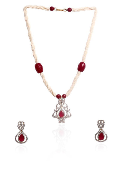 Ruby Almond Set - JBBDNEC1107
