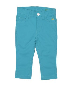 United Colors Of Benetton Sea Green Trouser