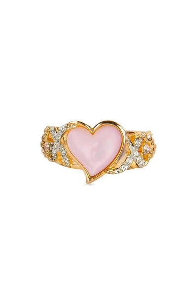 Cross My Heart Ring-7 - JIAERIN4063S7