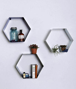 THE NEW LOOK Wall Shelf (Set of 3)-100000588247