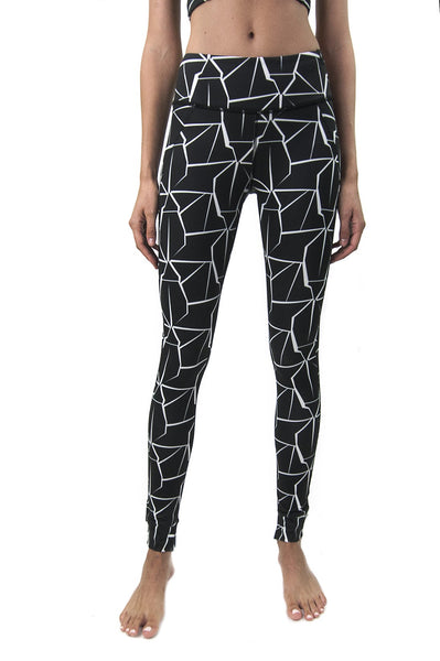 SATVA - Women Solid Legging/Tights (Designed for yoga and fitness activities) $ WRPL144