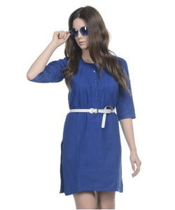 Loommool Blue Tunic