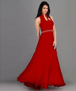 Vida Mesmeric Long Gown
