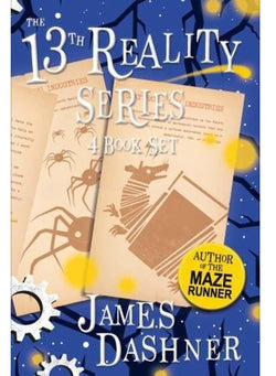 The 13Th Reality James Dashner 4 Books Box Set
