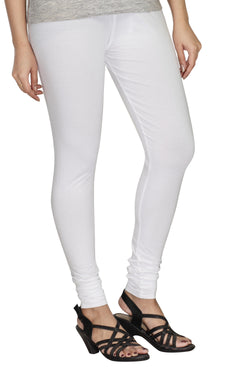 Minu   Premium White  womens  Leggings $ PL_04