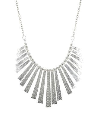aradhya Silver Plated Alloy Necklace
