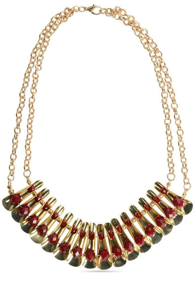 Bauble Burst Glamour Gush Princess Necklace