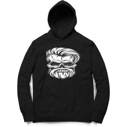 Partum Corde Unisex Black Sweat Shirts And Hoodies DADIYAL $ DADIYAL6044