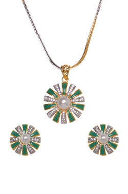 Garden Wheel Pendant Set - JDMDPES1920