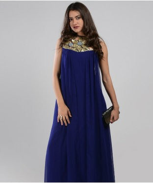 Sabbah Sharma Long Dress